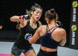Meng Bo vs Samara Santos ONE Championship: Unbreakable