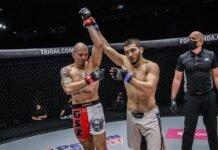 Zebaztian Kadestam vs Gadzhimurad Abdulaev, ONE Championship: Unbreakable