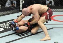 Omari Akhmedov and Tom Breese, UFC Fight Island 8