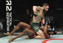 Michael Chiesa and Neil Magny, UFC Fight Island 8