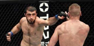 Ramazan Emeev and David Zawada, UFC Fight Island 7