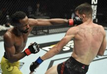 Deiveson Figueiredo and Jerome Rivera, UFC Fight Island 8