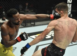 Francisco Figueiredo and Jerome Rivera, UFC Fight Island 8