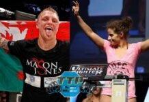 Mason Jones Sarah Moras UFC TTP