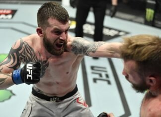 Austin Lingo and Jacob Kilburn, UFC Fight Island 7