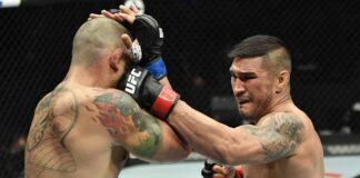 Vinicius Moreira and Ike Villanueva, UFC Fight Island 8