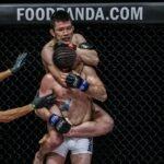 Shinya Aoki and James Nakashima at ONE Championship: Unbreakable
