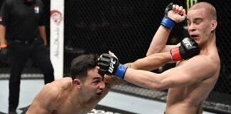 Punahele Soriano and Dusko Todorovic, UFC Fight Island 7
