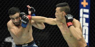 Su mudaerji v Adashev UFC Fight Island 8