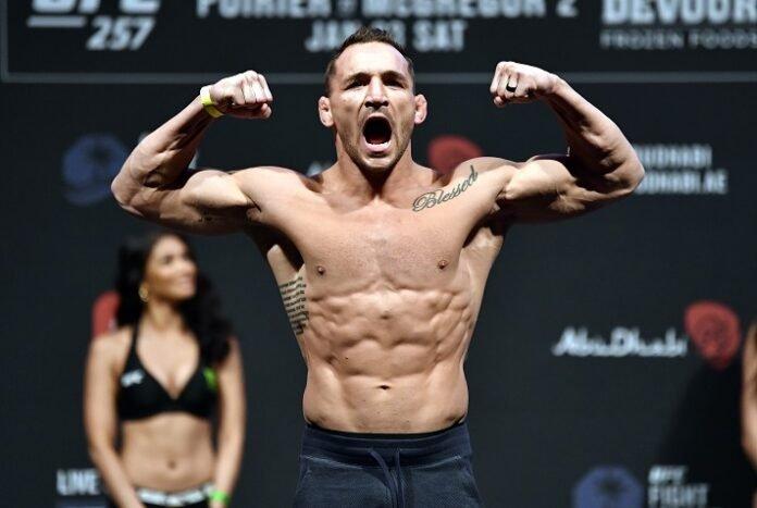 Michael Chandler UFC