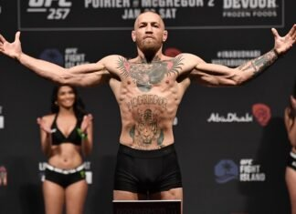 Conor McGregor, UFC 257