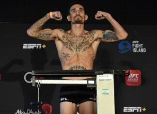 Max Holloway, UFC Fight Island 7