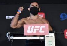 Douglas Silva de Andrade UFC