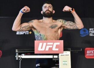 Michael Chiesa UFC