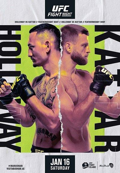 UFC on ABC 1