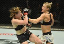 UFC Fight Island 8 Manon Fiorot