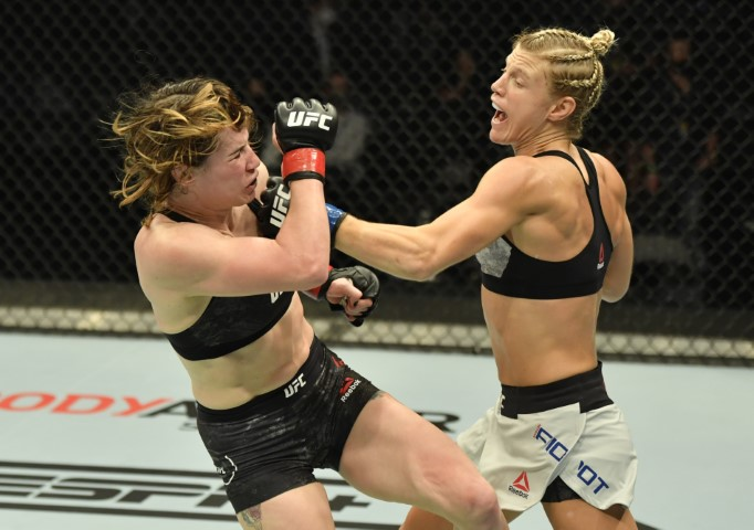 UFC Fight Island 8 Results: Manon Fiorot Shows Off Striking in Debut