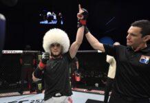 UFC Fight Island 8 Umar Nurmagomedov
