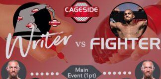 UFC 257 Writer vs Fighter