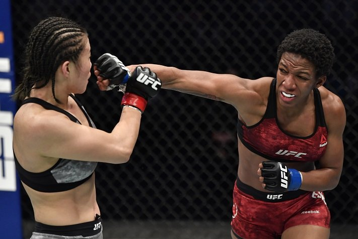 UFC Fight Island 7 Results: Joselyne Edwards Makes Successful Debut Against Wu Yanan