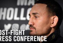 UFC Fight Island 7 press conference live stream poster