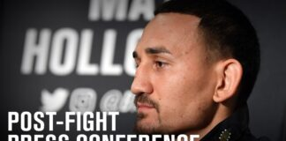 UFC Fight Island 7 press conference live stream poster