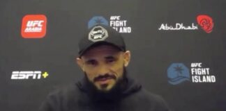 Douglas Silva de Andrade, UFC FIght Island 8