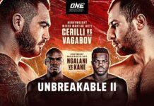 ONE Championship: Unbreakable II