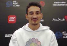 Max Holloway UFC