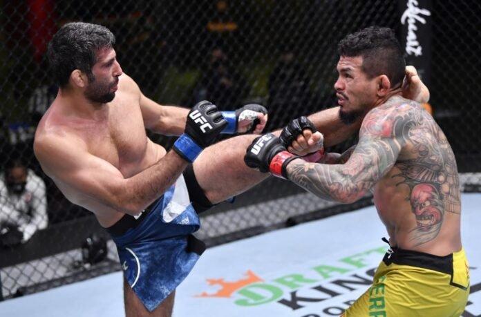 UFC Vegas 18 Beneil Dariush