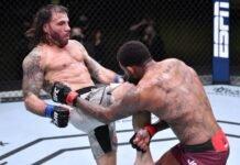 UFC Vegas 18 Clay Guida