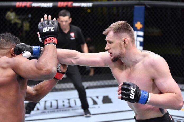 UFC Vegas 18 Alexander Volkov