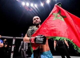 Ilias Ennahachi. ONE Championship: Fists of Fury