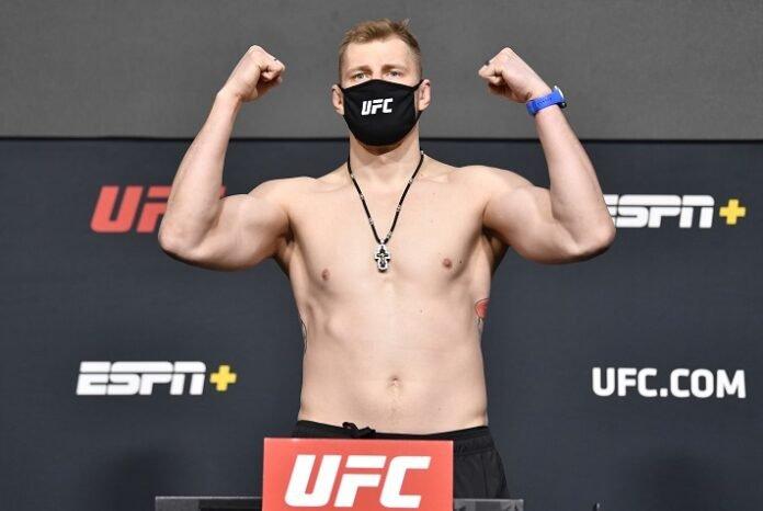 Alexander Volkov UFC