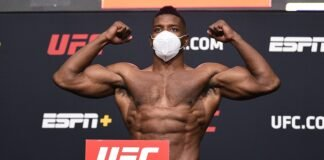 Alonzo Menifield UFC
