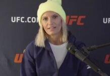 Ashley Yoder, UFC Vegas 20 virtual media day