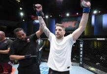 Chris Daukaus, UFC Vegas 19