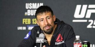 Chris Gutierrez UFC 258