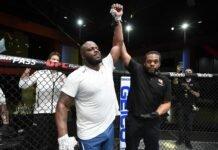 Derrick Lewis UFC Vegas 19