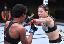 Joselyne Edwards and Karol Rosa, UFC Vegas 18