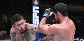 Carlos Deigo Ferreira and Beneil Dariush face off at UFC Vegas 18