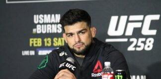 Kelvin Gastelum UFC 258
