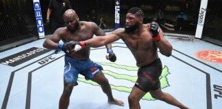 Derrick Lewis and Curtis Blaydes, UFC Vegas 19