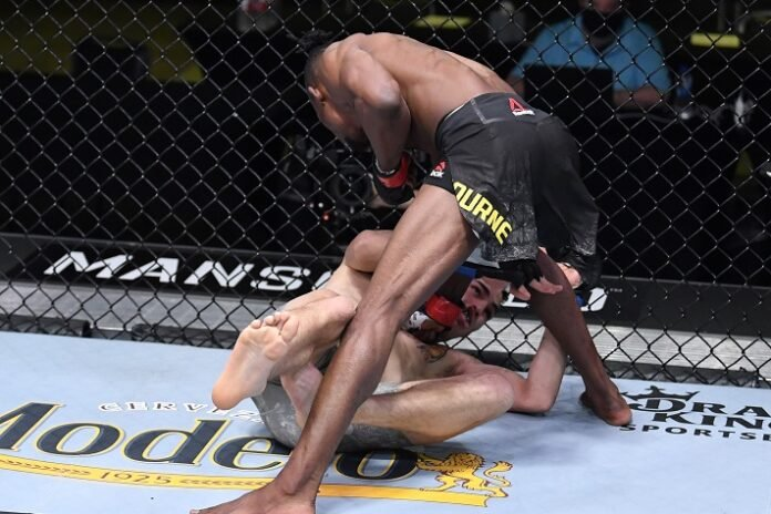 Ode Osbourne knocks out Jerome Rivera at UFC Vegas 18