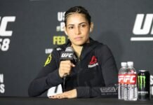 Polyana Viana, UFC 258