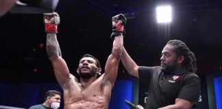 Rafael Alves UFC