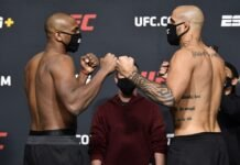 Mike Rodriguez and Danilo Marques, UFC Vegas 18