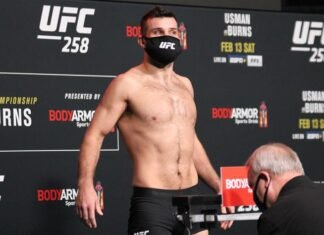 Julian Marquez, UFC