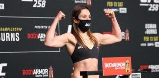 Alexa Grasso UFC