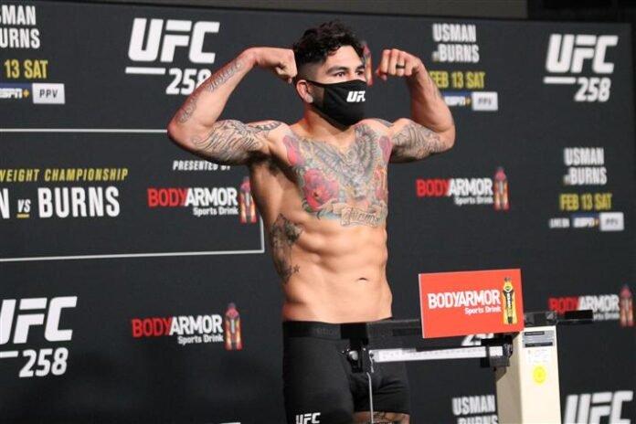 Anthony Hernandez UFC